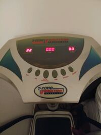 T-Zone vibration. Exercise machine Toronto, M5V 0M6