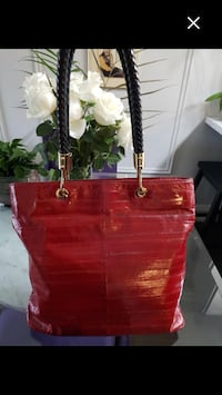 Michael Kors Limited Edition Eel Skin Tote. Toronto, M1M 2G2