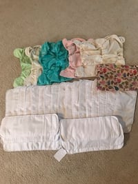 Baby's cloth diapers Cheverly