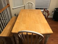 Kitchen Table Centreville, 20120