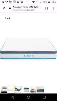 NEW Full Hybrid Linea Mattress Chicago, 60610