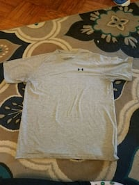 white and gray Nike polo shirt Baltimore, 21224