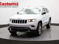2015 Jeep Grand Cherokee Limited Laurel, 20723