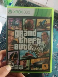 Grand Theft Auto Five Xbox 360 game  Burnaby, V3N 1L1