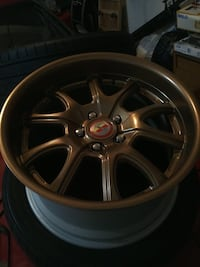 "Redline 18x10 +30 (x4) 5x114.3/5x4.5 Wheels Rims 18"" 18 inches"