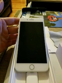 Brand new silver iPhone 8 plus for $400