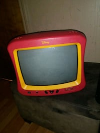 pink and white CRT TV Springfield, 65803