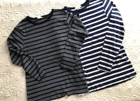 Boys Long Sleeve T Shirts, Lot of TWO