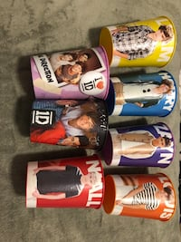 One direction cups 177 mi