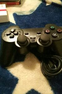 black Sony PS2 game controller  Bakersfield, 93307