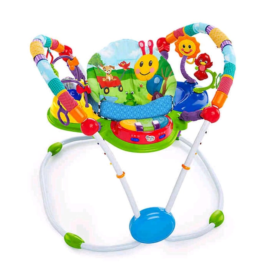 New Baby Einstein Activity Jumper