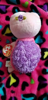 New Collectible Ty beanie boos Rosie turtle