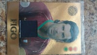 Figo game jersey card Aurora, L4G