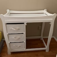 Baby changing table & baby bath tub Rockville, 20851