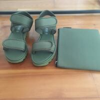TWOOBS SANDALS AND CLUTCH Summer Hill, 2130