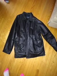 Mens Brown Leather Jacket Halton Hills, L7G 4Y7