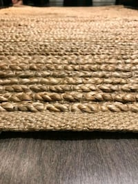brand new beige hand woven area rug Mississauga, L5J 4E6
