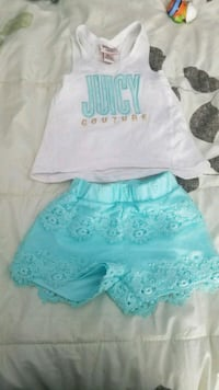 juicy couture size 2 Perris, 92571