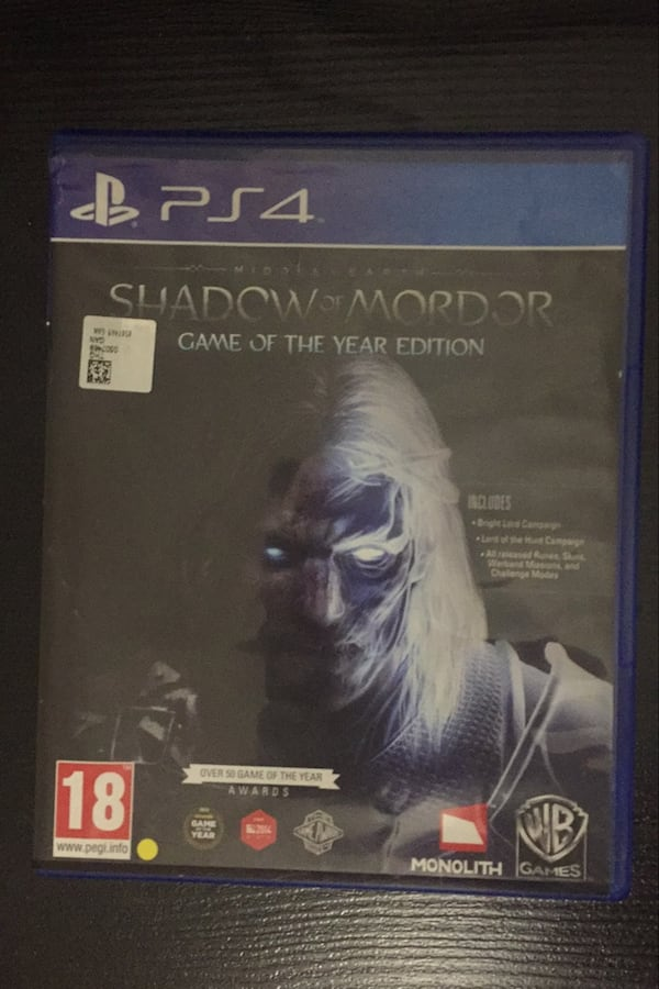 shadow of mordor game of the year edition ps4 89c10e19-f250-4019-a9b1-131e2d164ec6