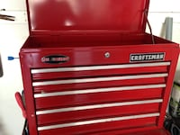 red Snap-On tool chest Canyon Lake, 92587