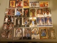 Carmelo and lebron cards  Jessup, 20794