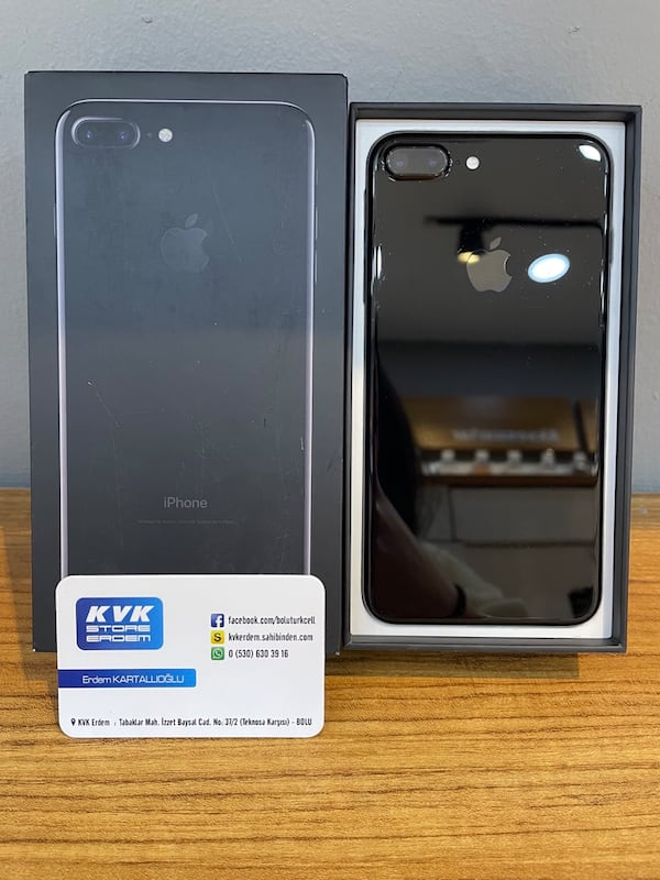 IPHONE 7 PLUS 128 GB NOKTA HATASIZ SIFIR EMSALİ APPLE TR ÇIKIŞLI 836581ba-858a-4d5c-8831-fa49992b0617