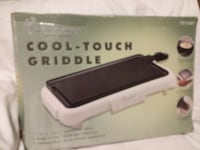 cool touch griddle new still in box Hollsopple, 15935