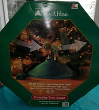 Rotating tree stand Hedgesville, 25427