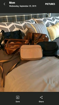 Purses and Accessories and Clothing