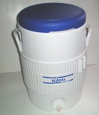 Igloo 5-Gallon Heavy Duty Beverage Cooler London