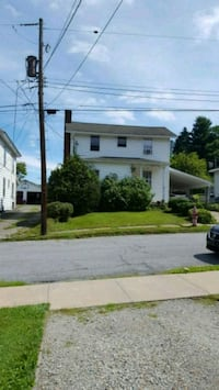 HOUSE For Sale 3BR 1.5BA Curwensville