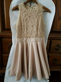 Beautiful blush nude dress. Negotiable. Vaughan, L6A