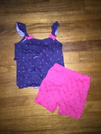 6-9 Month Little Girl Outfit  Yucaipa, 92399