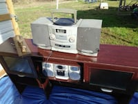 Cd and cassette player $10 each Oxford, 38655