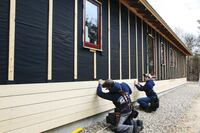 Siding installation for homes  Humble