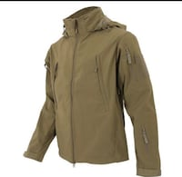Condor tactical jacket.