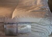 100% Cotton Shell-Silk Filled Comforter/Duvet Warrenton