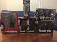 Walking dead figures BROOKLYN
