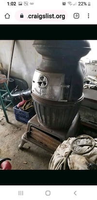 Cannon#20 Pot belly stove Lebanon Junction, 40150