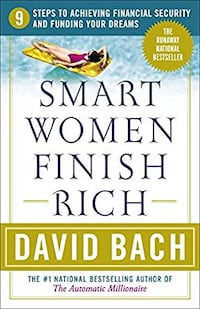 "Book ""Smart Women Finish Rich"" by David Bach"