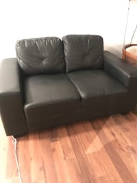 Black couch Laval, H7W 0C3
