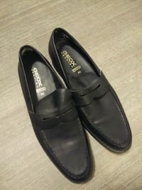 Geox Men leather shoes Back Size 12 Toronto, M6N 3H1
