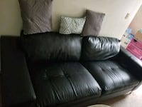 Couch , ottoman and pillows  Elkridge, 21075