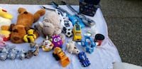 Gently used stuff toys/ toys- smoke and pet free home