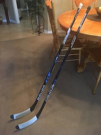 Brand New Bauer Nexus 6000 Hockey Sticks Burlington, L7P 5B8