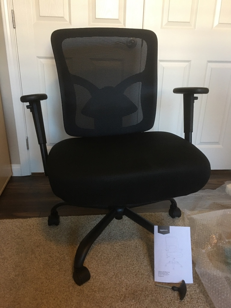 Photo NEW!! BIG AND TALL ERGONOMIC OFFICE CHAIR