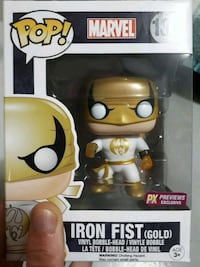 Iron Fist PX Previews (GOLD) Funko Pop Hamilton, L8K 5K9