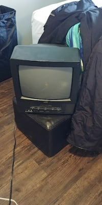JVC CRT television with VHS player Innisfail, T4G