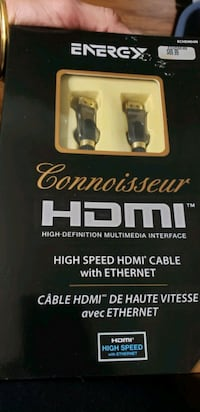 Hdmi high resolution cable for gaming  Delta, V4C 5T7