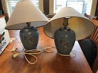 Pair of Table Lamps Calgary, T2Z 4C4